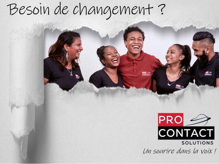 Ces Sociétés Qui Recrutent: ProContact Ltd Et Le Mercredi Recrutement